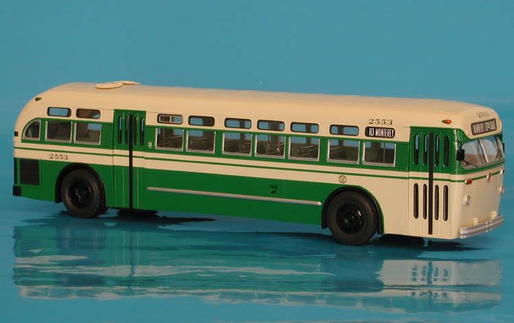 Model 1944 Ford Transit 49 B Chicago Motor Coach Co 431