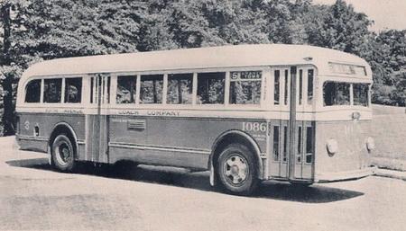 Model 1938 white 788 fifth avenue coach co 1086 for Klakring motor co annapolis